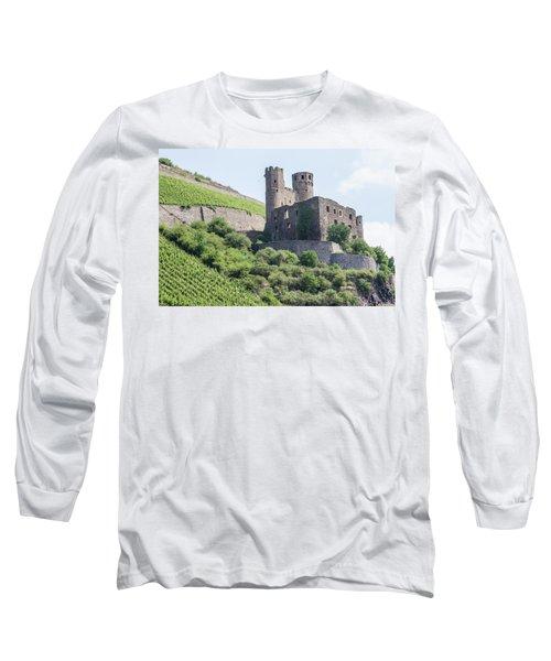 Ehrenfels Castle Long Sleeve T-Shirt