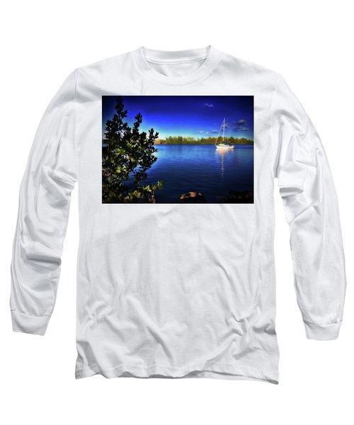 Elixir Sailboat Long Sleeve T-Shirt