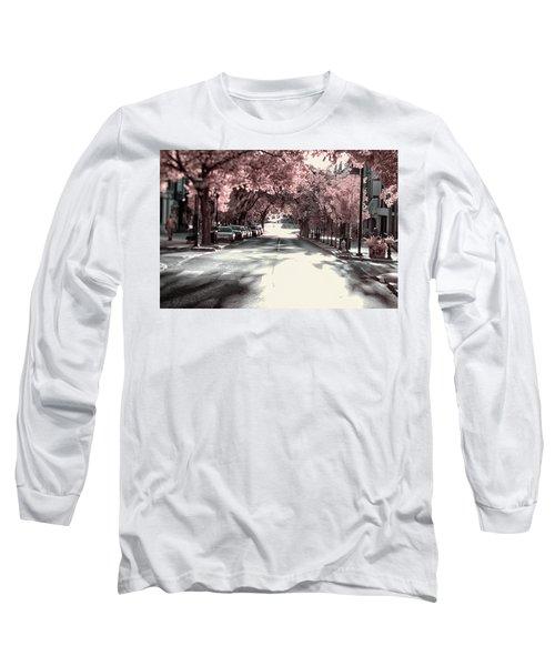 Empty Street Long Sleeve T-Shirt
