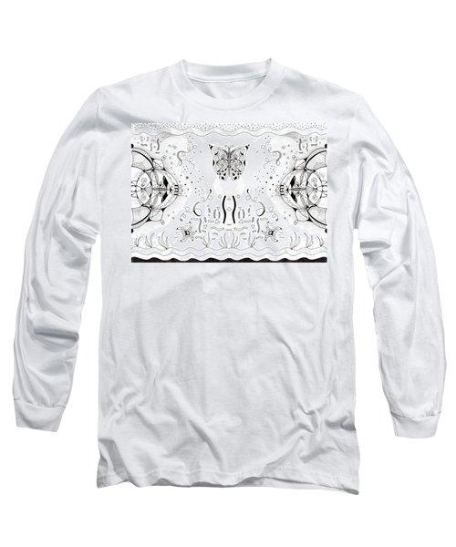 Endless Flow 3 Long Sleeve T-Shirt