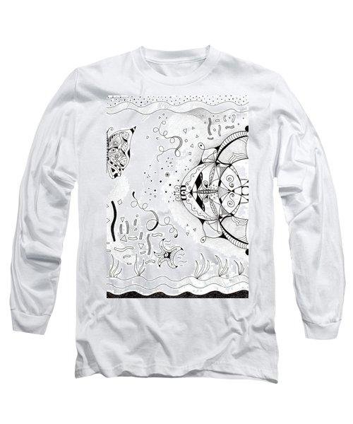 Endless Flow Long Sleeve T-Shirt