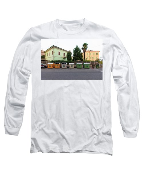 European New Topographics 4 Long Sleeve T-Shirt