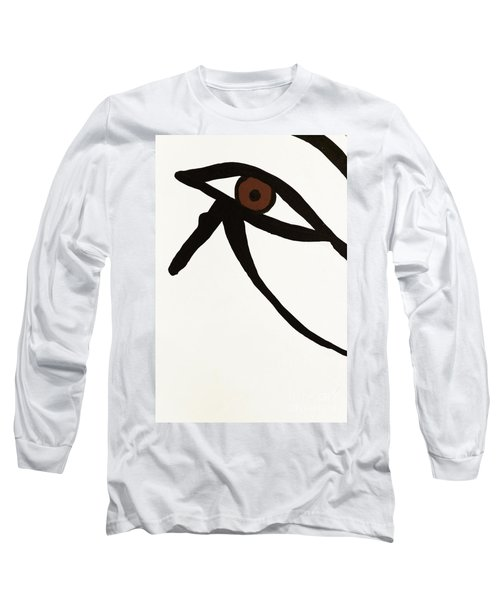 Eye Of Egypt Long Sleeve T-Shirt