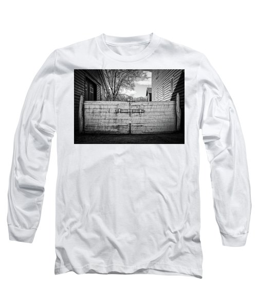 Farm Gate Long Sleeve T-Shirt