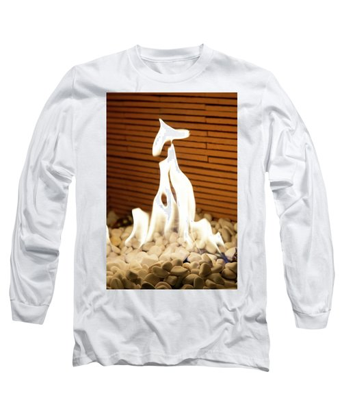 Fire Long Sleeve T-Shirt