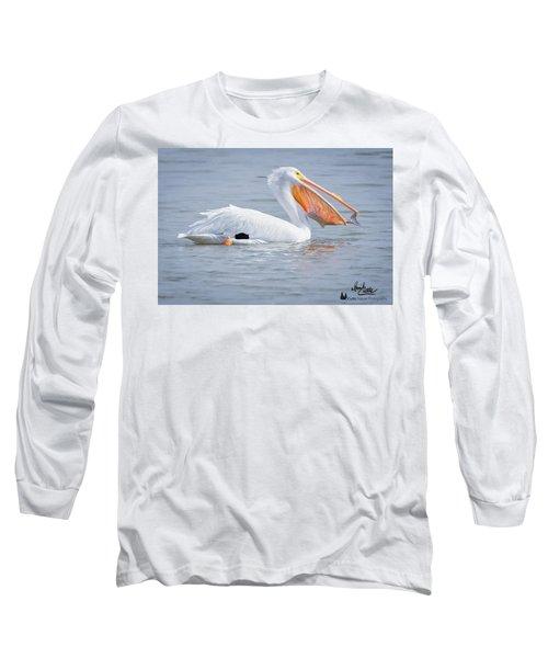 Fish Tail Long Sleeve T-Shirt