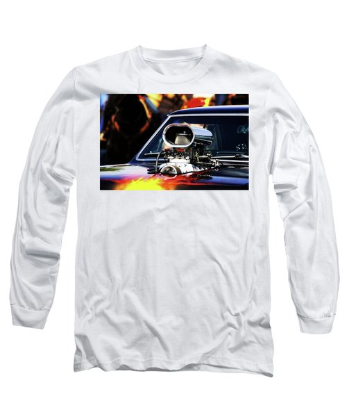 Flames To Go Long Sleeve T-Shirt