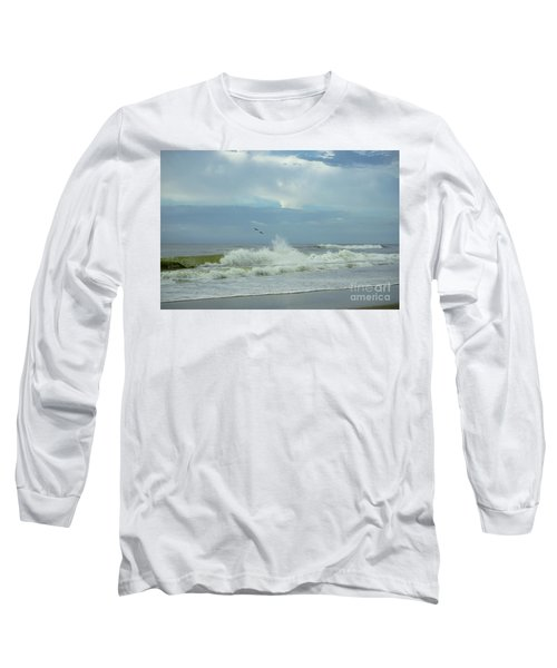 Fly Above The Surf Long Sleeve T-Shirt