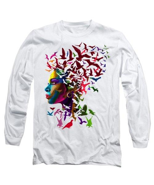 Free Thinker Long Sleeve T-Shirt
