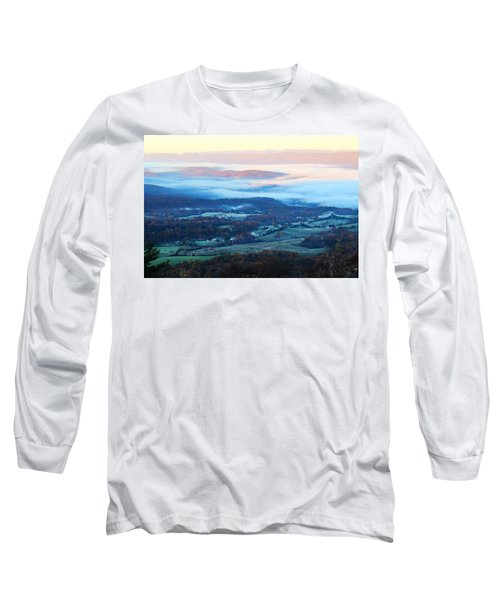 Frosty Autumn Long Sleeve T-Shirt