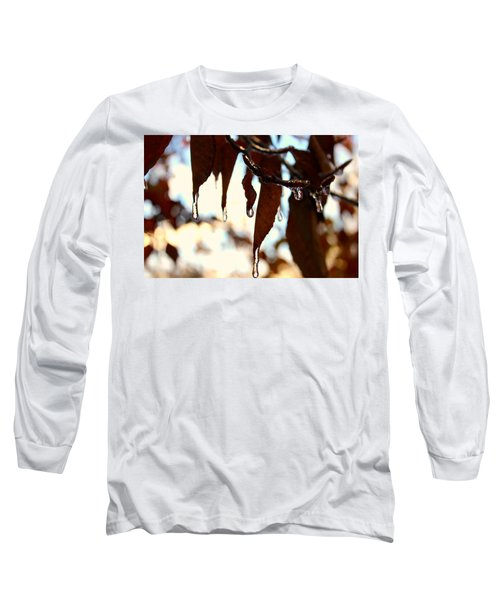 Frozen Autumn  Long Sleeve T-Shirt