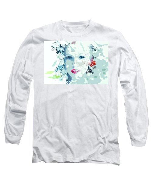 Frozen - Snow Queen Long Sleeve T-Shirt