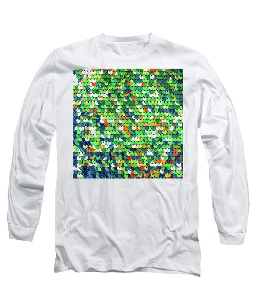 Funky Sequins Long Sleeve T-Shirt