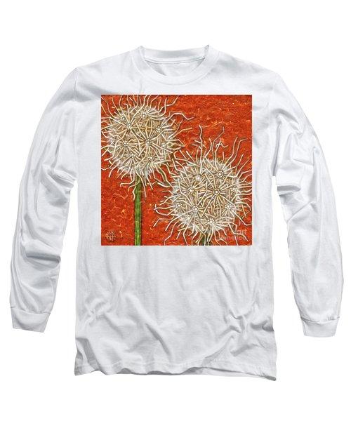 Garden Room 32 Long Sleeve T-Shirt