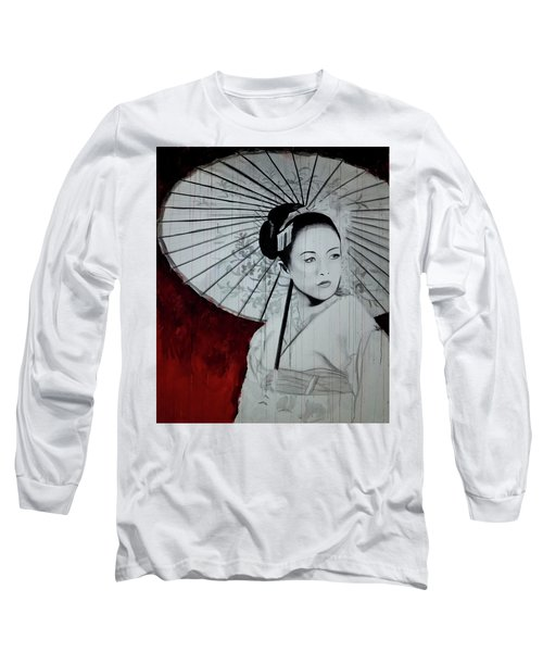 Geisha Long Sleeve T-Shirt
