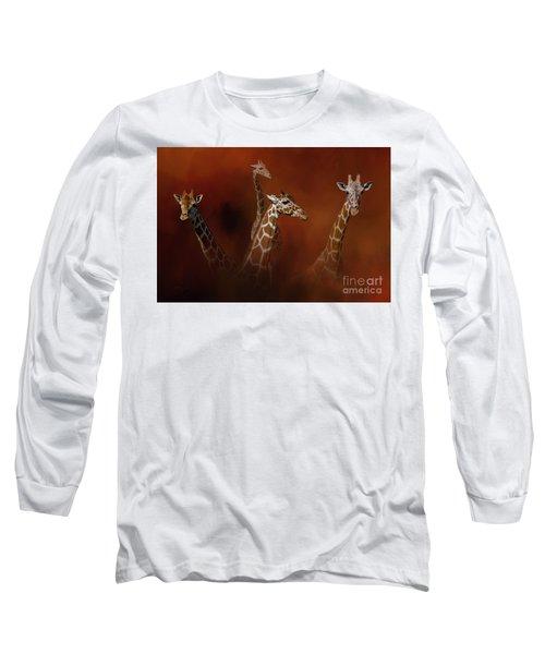 Gentle Giants Long Sleeve T-Shirt