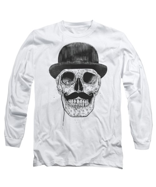 Gentlemen Never Die Long Sleeve T-Shirt