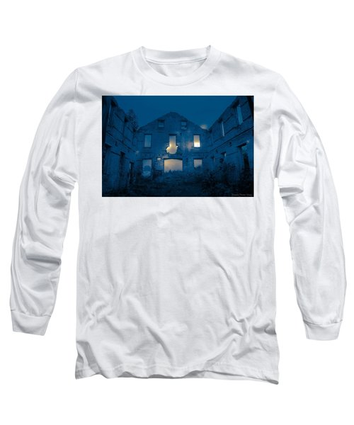 Ghost Castle Long Sleeve T-Shirt