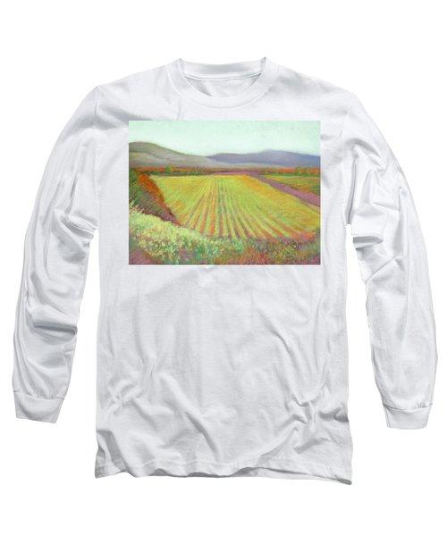 Gloria Ferrer Winery Long Sleeve T-Shirt