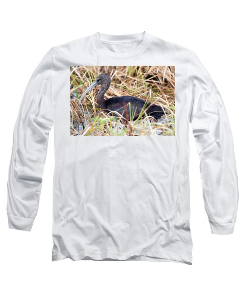 Glossy Ibis 123015 Long Sleeve T-Shirt