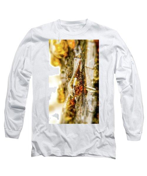 Golden Drop Long Sleeve T-Shirt