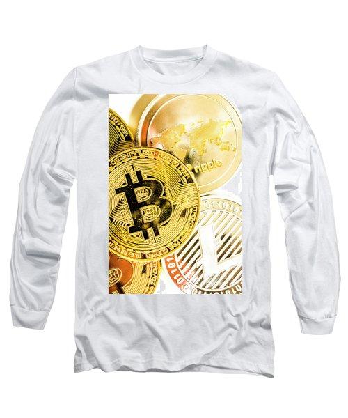 Golden Exchange Long Sleeve T-Shirt