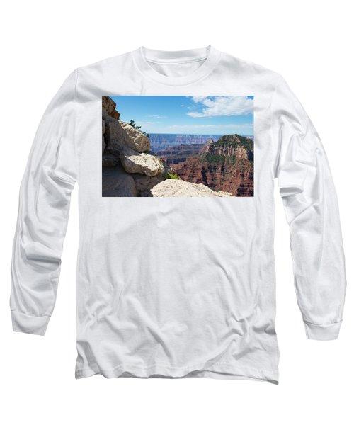 Grand View Long Sleeve T-Shirt