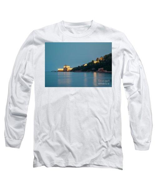 Great Wall At Night Long Sleeve T-Shirt