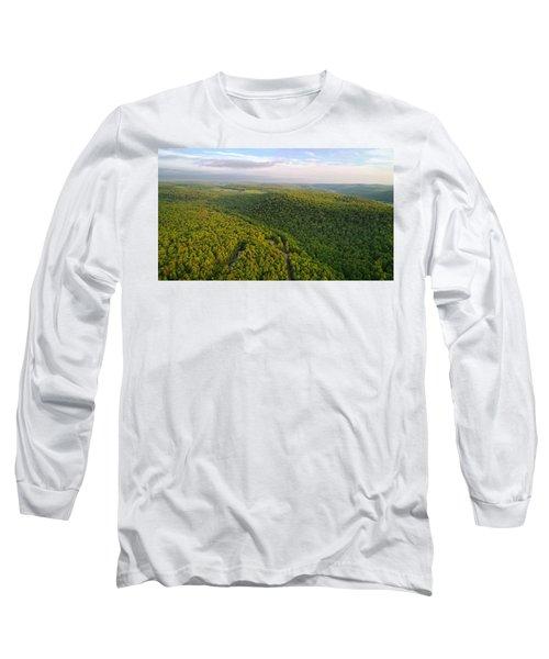 H I L L S Long Sleeve T-Shirt