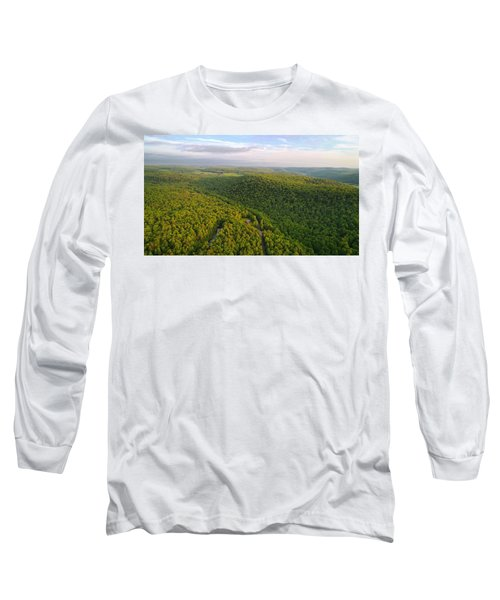 H I L L S Long Sleeve T-Shirt