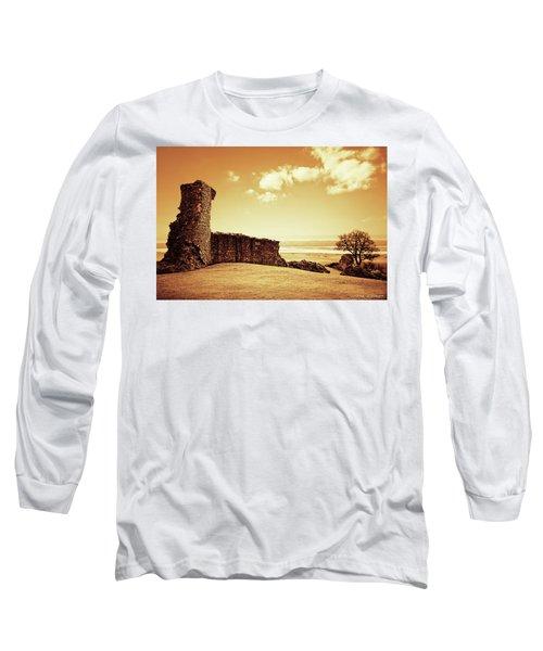 Hadleigh Castle Long Sleeve T-Shirt