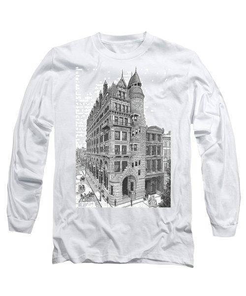 Hale Building Long Sleeve T-Shirt