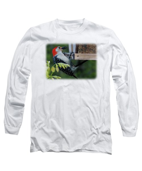 Hang In There Long Sleeve T-Shirt