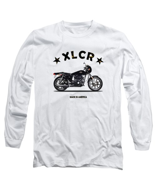 Harley Davidson Xlcr 1978 Long Sleeve T-Shirt