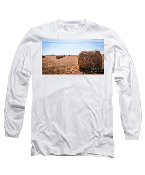 Hay Rolls Long Sleeve T-Shirt