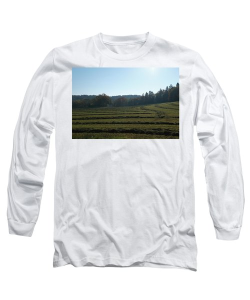 Haymaking Long Sleeve T-Shirt