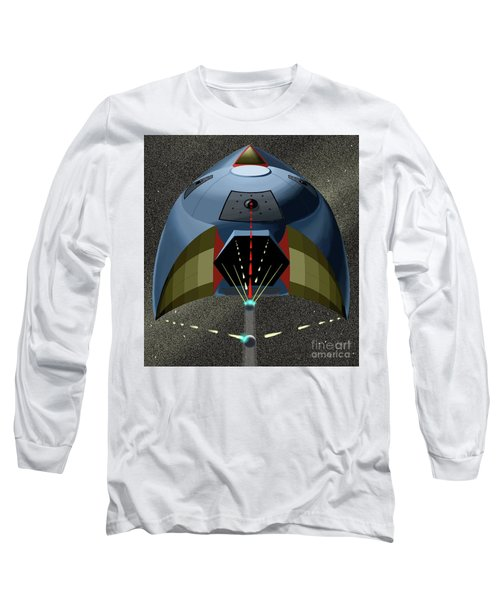 Head On Attack Long Sleeve T-Shirt