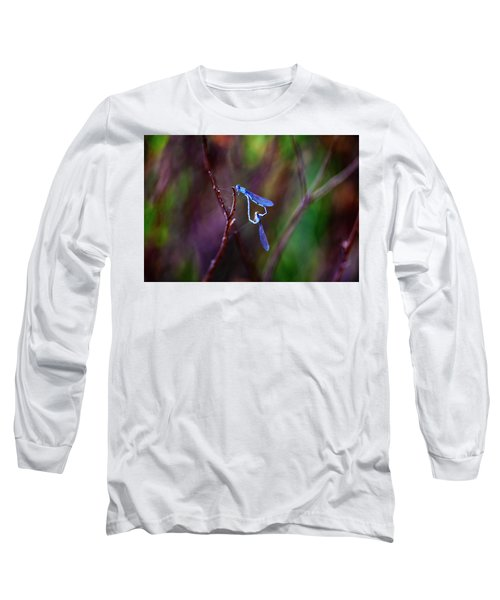 Heart Of Dragonfly Long Sleeve T-Shirt