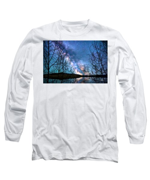 Heaven And Earth Long Sleeve T-Shirt