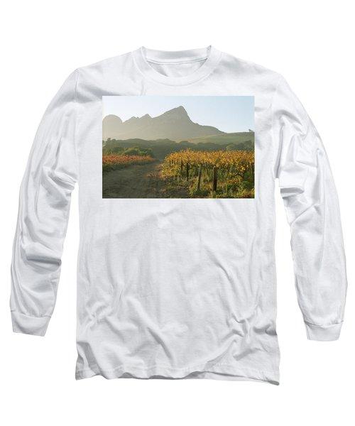Helderburg Vineyard Long Sleeve T-Shirt