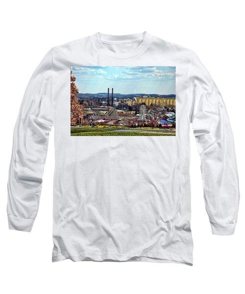 Hershey Pa 2006 Long Sleeve T-Shirt