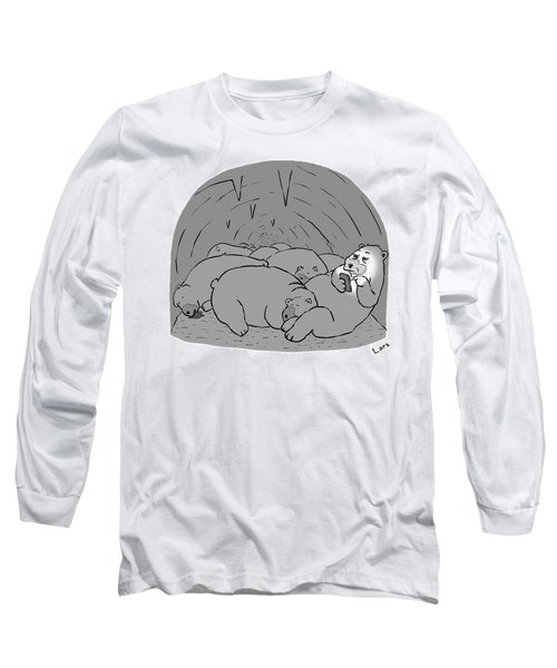Hibernation Long Sleeve T-Shirt