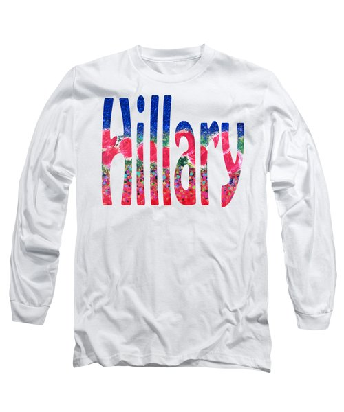 Hillary Long Sleeve T-Shirt