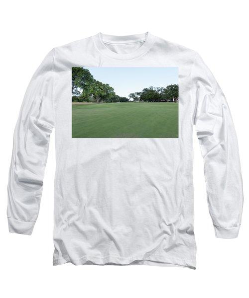 Hole #13 Long Sleeve T-Shirt