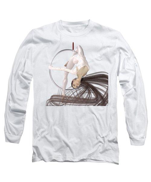 Hoop Dancing Spirit Long Sleeve T-Shirt