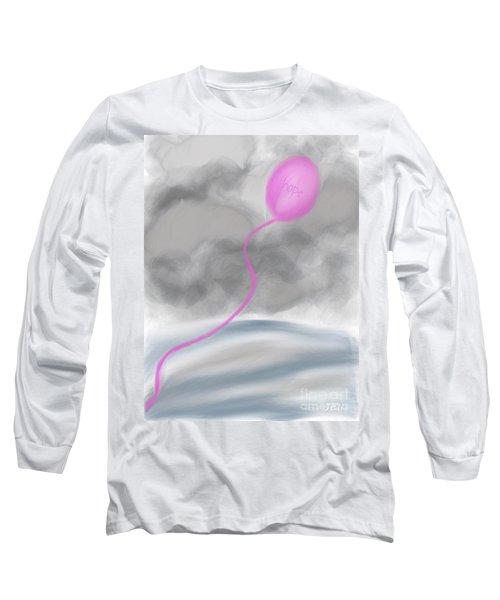 Hope Floats Long Sleeve T-Shirt