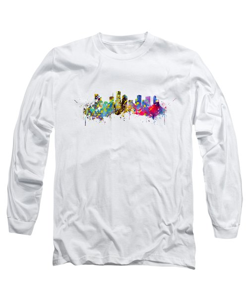 Houston II Long Sleeve T-Shirt