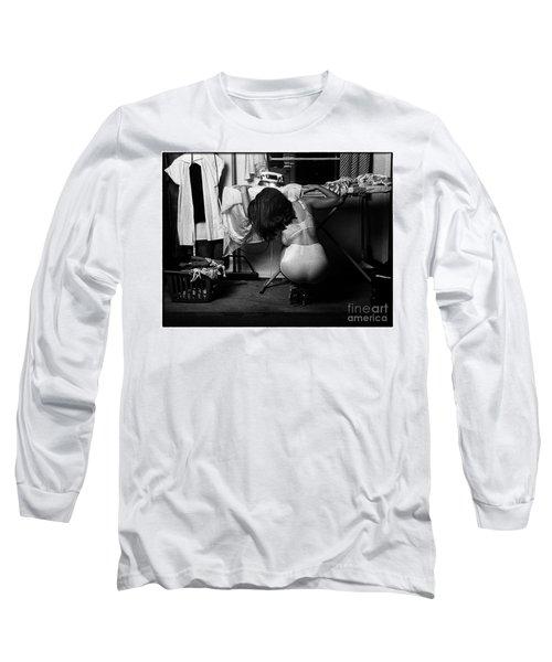 I Nearly Saw God Long Sleeve T-Shirt