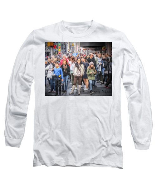 I See You, Mr. Photographer Long Sleeve T-Shirt