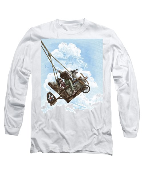 I Want To Fly Long Sleeve T-Shirt